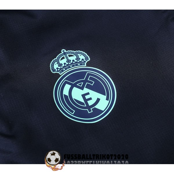 2019-2020 dunkelgrau real madrid windbreaker