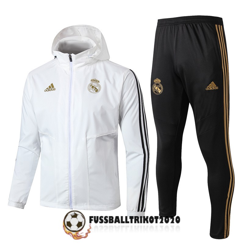 2019-2020 weib real madrid windbreaker