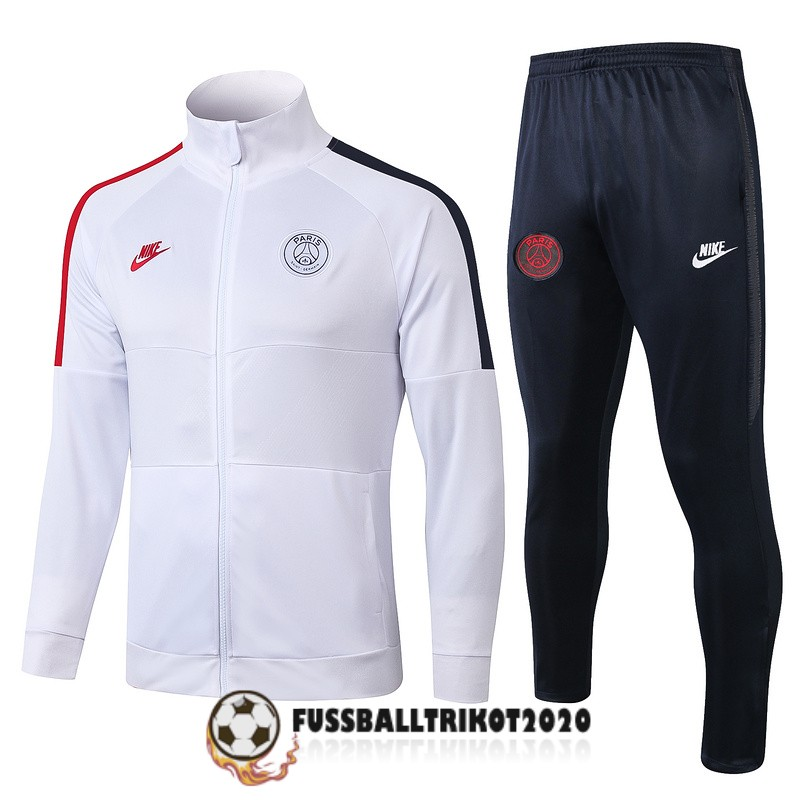 2019-2020 weib rot balu paris saint-germain prasentaionsjacke