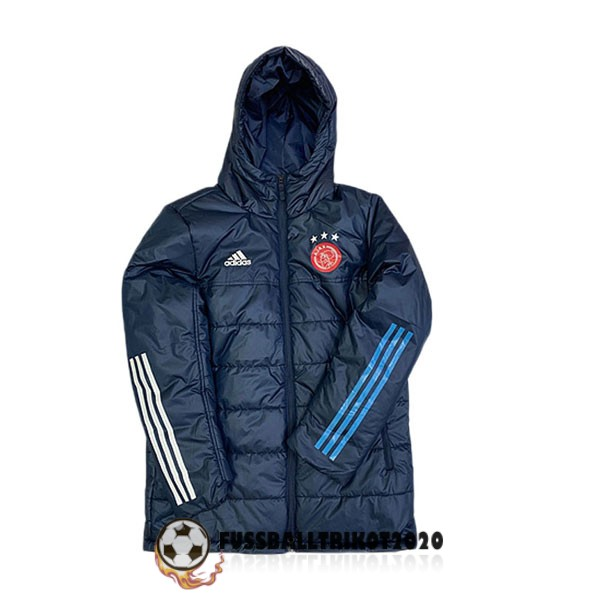 2020-2021 dunkelbalu ajax amsterdam winter jacket