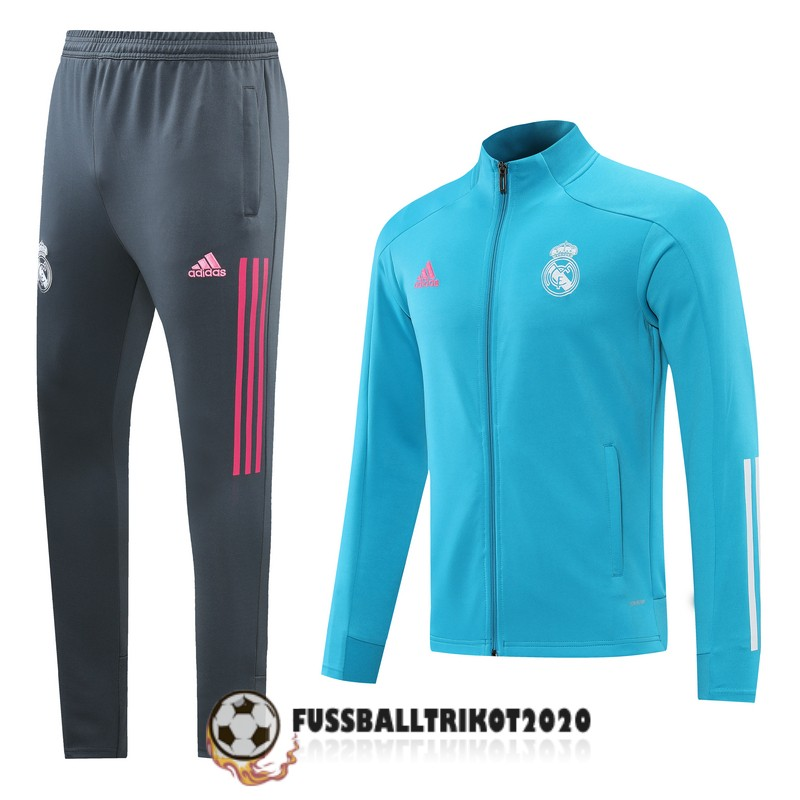 2020-2021 hellbalu (1) real madrid prasentaionsjacke