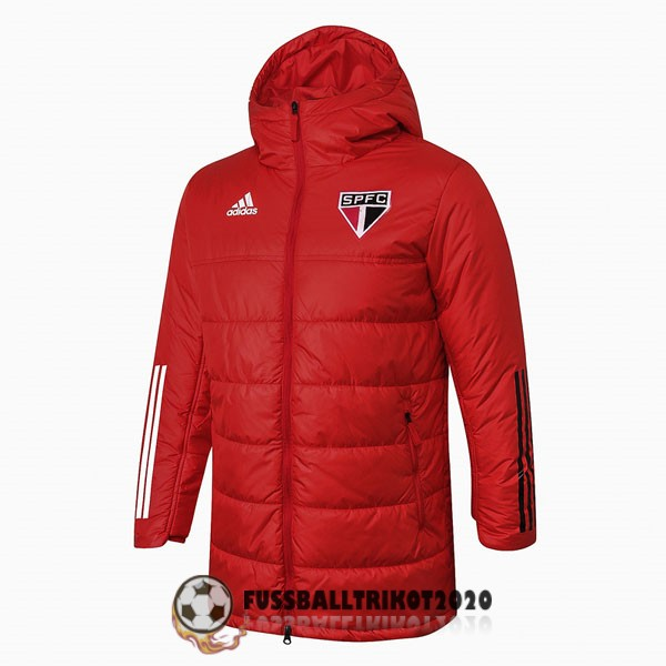 2020-2021 rot fc sao paulo winter jacket