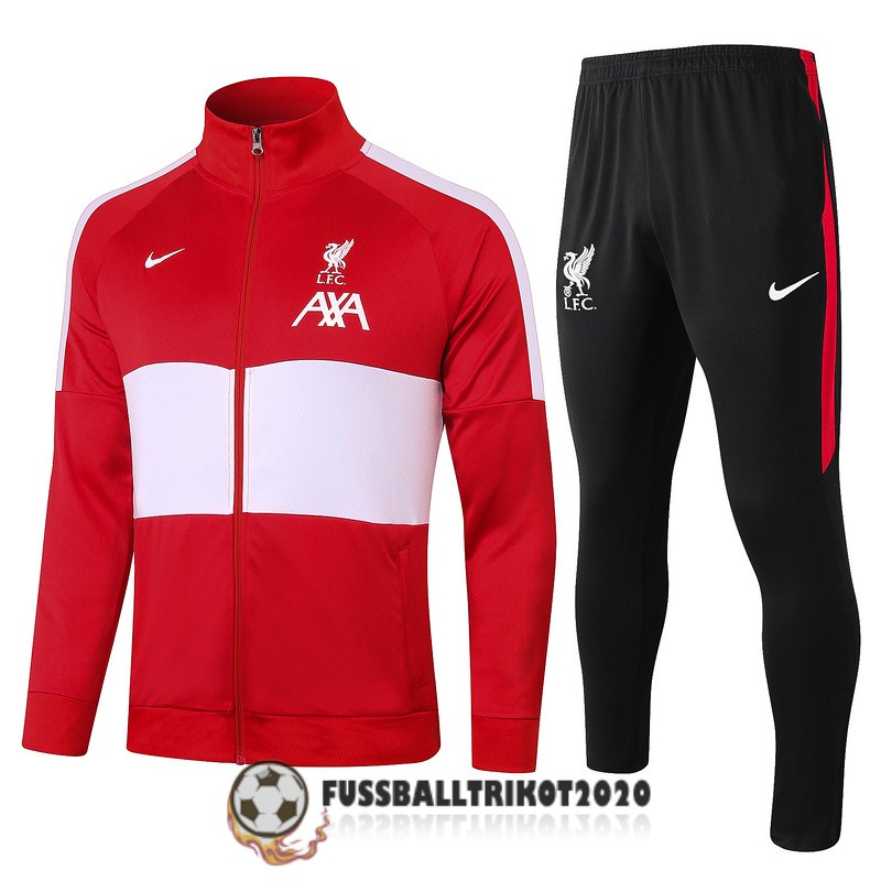 2020-2021 rot weib fc liverpool prasentaionsjacke