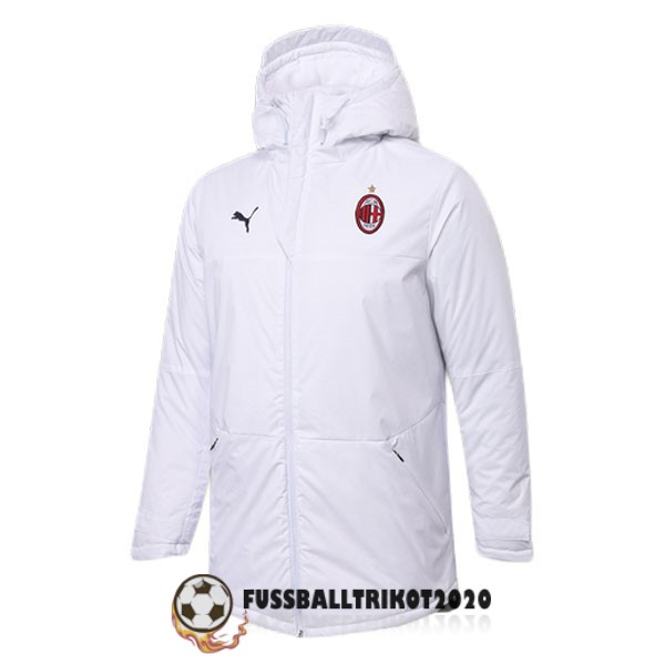 2020-2021 weib ac milan winter jacket