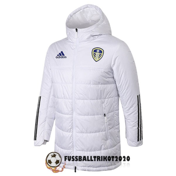 2020-2021 weib leeds united winter jacket