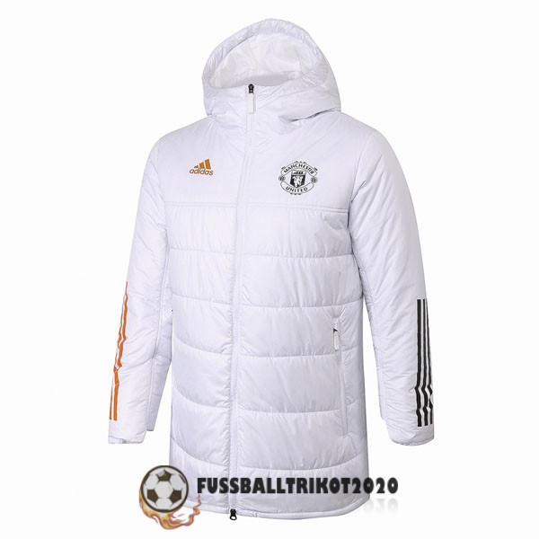 2020-2021 weib manchester united winter jacket