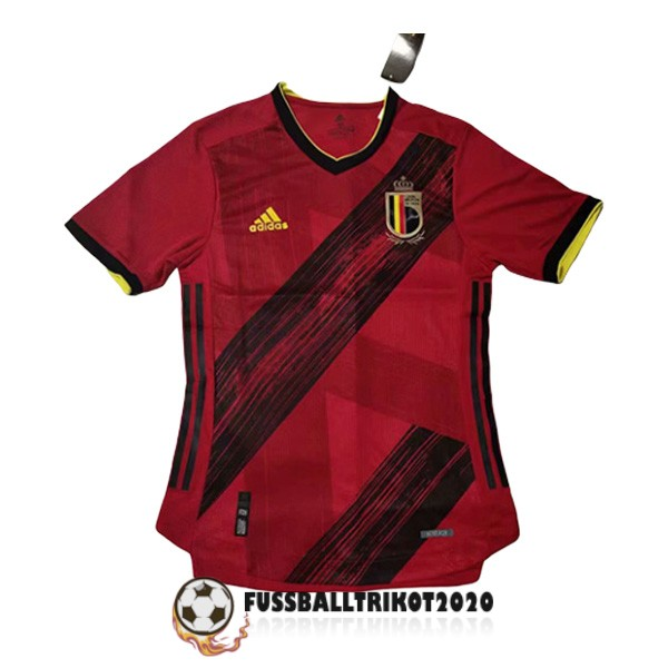 trikot belgien 2020 heim player version