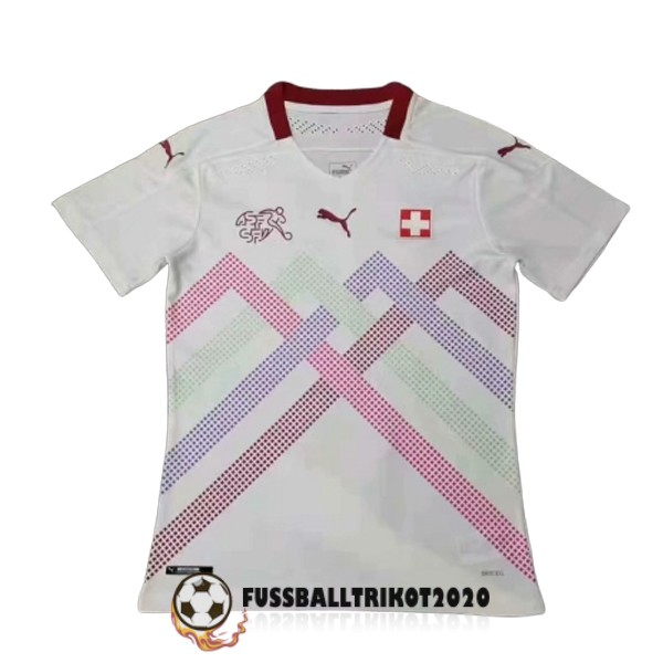 trikot schweiz 2020 auswarts player version