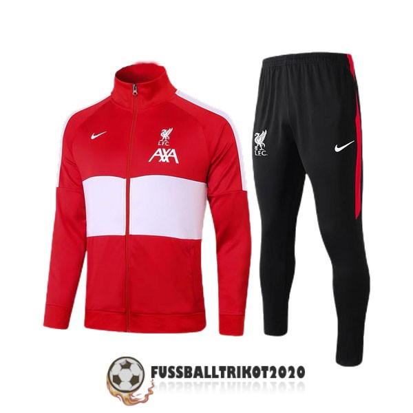 prasentaionsjacke fc liverpool kinder rot 2020-2021