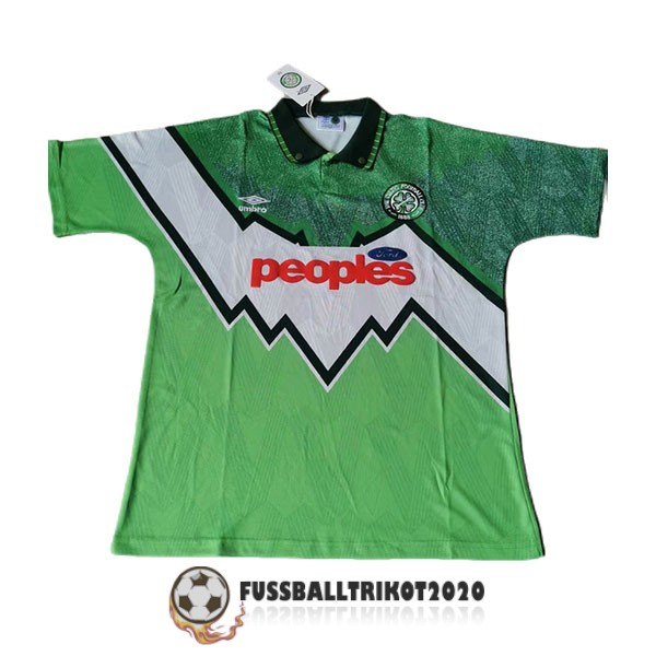 trikot celtic glasgow 1991-1992 auswarts retro