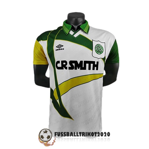 trikot celtic glasgow 1994-1995 auswarts retro