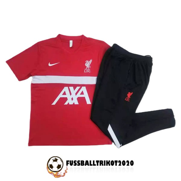 trikot fc liverpool 2021-2022 rot weib trainingsshirt kit