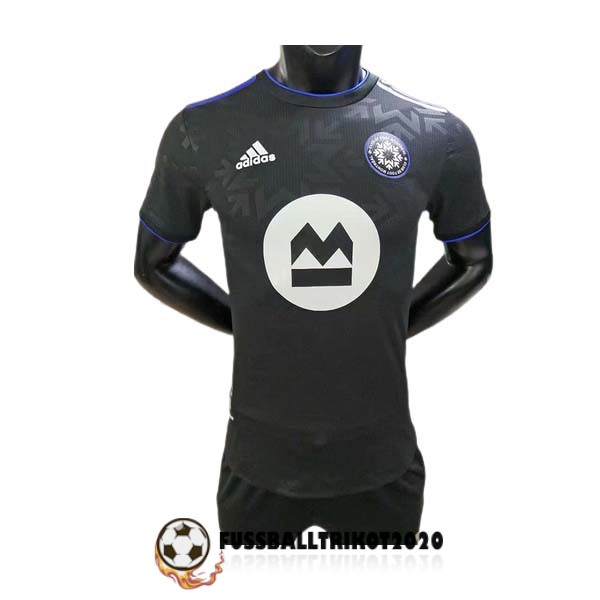 trikot montreal impact 2021-2022 heim player version