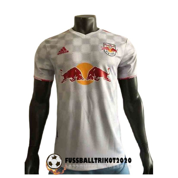 trikot new york red bulls 2021-2022 heim player version