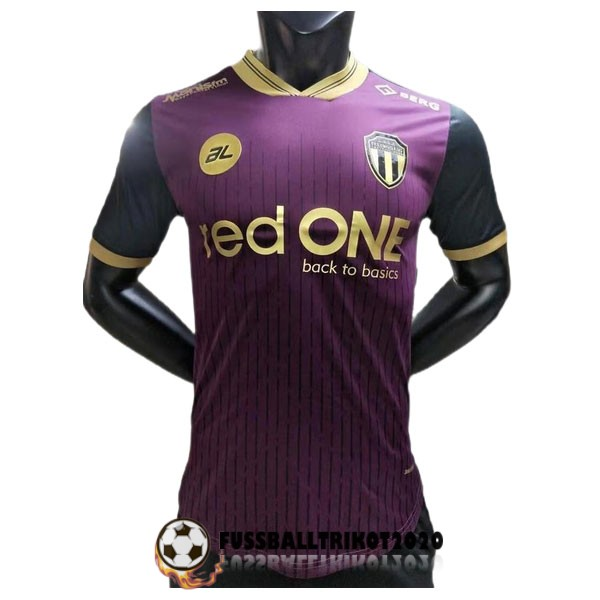 trikot terengganu 2021-2022 auswarts player version